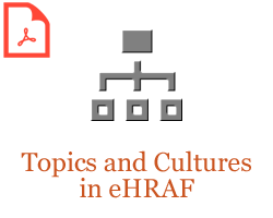 Reference list for topical, regional and culture coverage in eHRAF [PDF; 1MB]