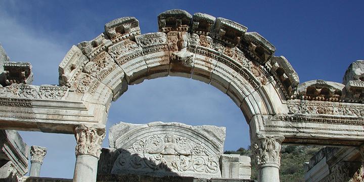 Photo taken by Christiane Cunnar in Ephesus, Turkey
