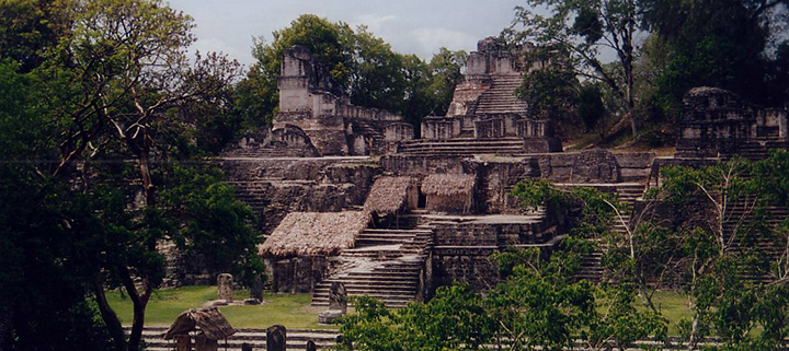 Photo taken by Christiane Cunnar at Tikal, Guatemala