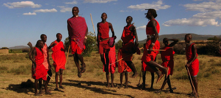 Featured eHRAF Culture: The Maasai