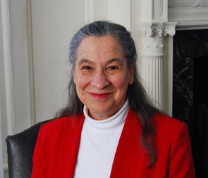 portrait Carol Ember