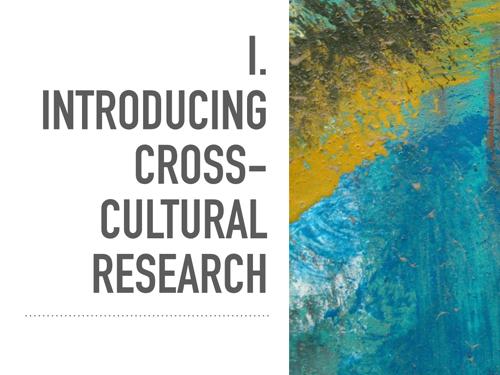topics in culture