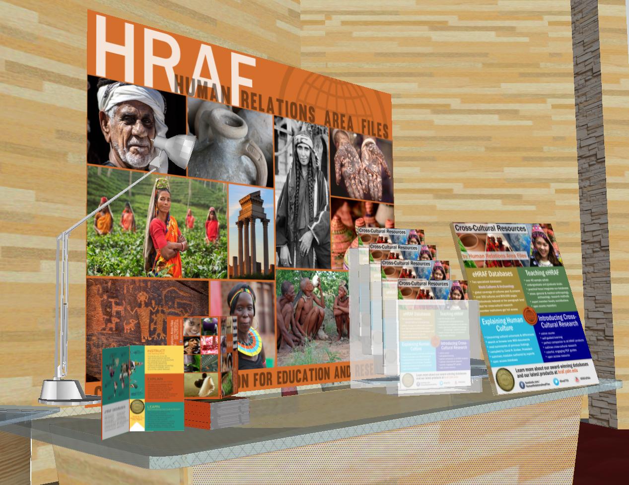 HRAF Promotional Media & Downloads