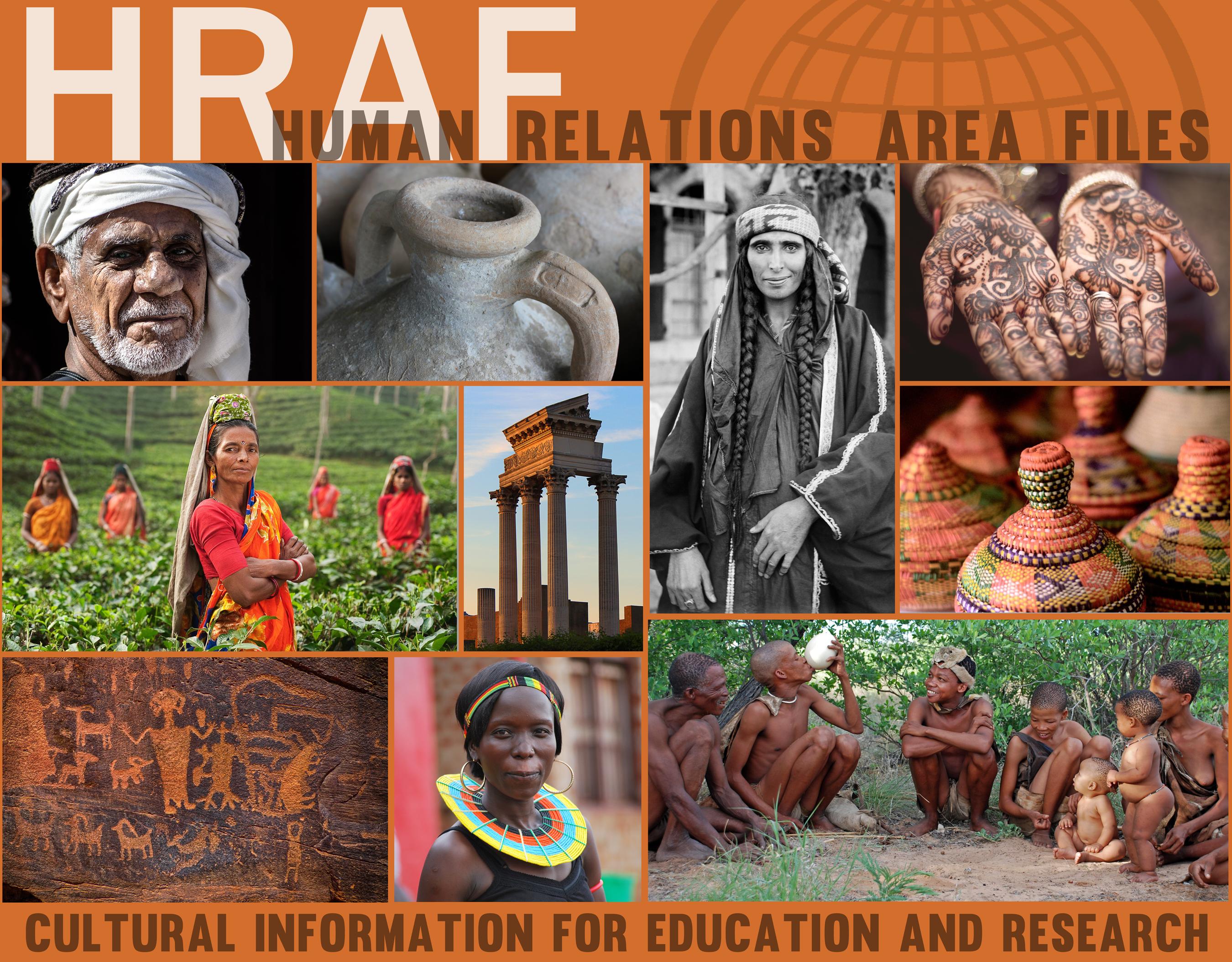 HRAF conference banner