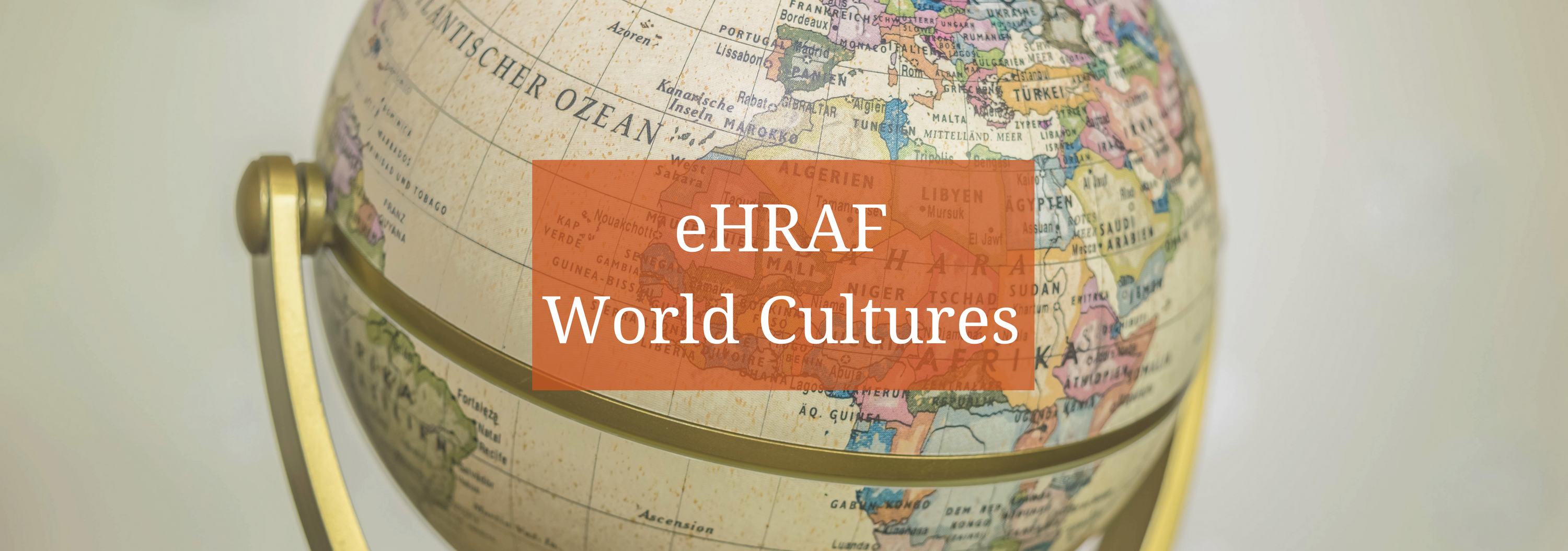 eHRAF World Cultures