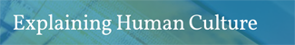 Explaining Human Culture
