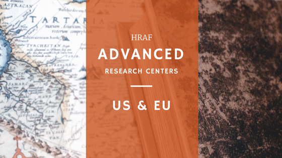 HRAF Advanced Research Centers
