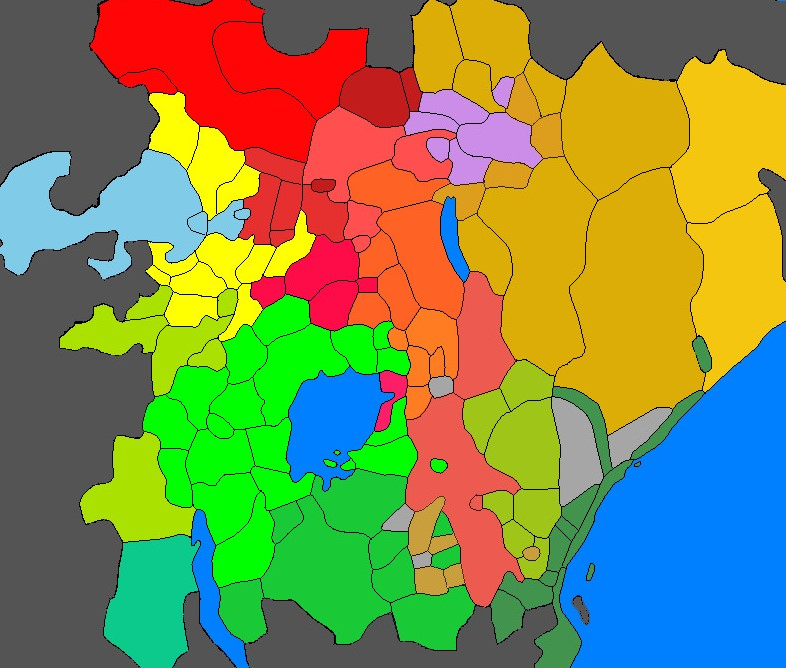 Interactive African Rift Valley Culture Map and Analysis