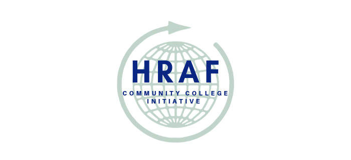 HRAF Announces Community College Initiative