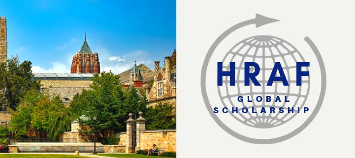 HRAF Global Scholarship Program 2019