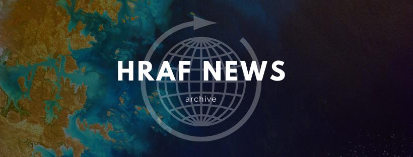 HRAF News header