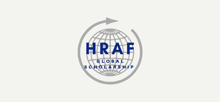 Donate to the HRAF Global Scholarship