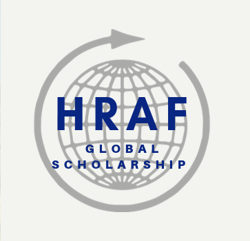 HRAF Global Scholarship Winners
