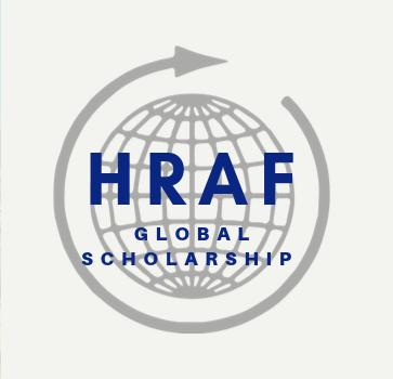 HRAF Global Scholarship Winners