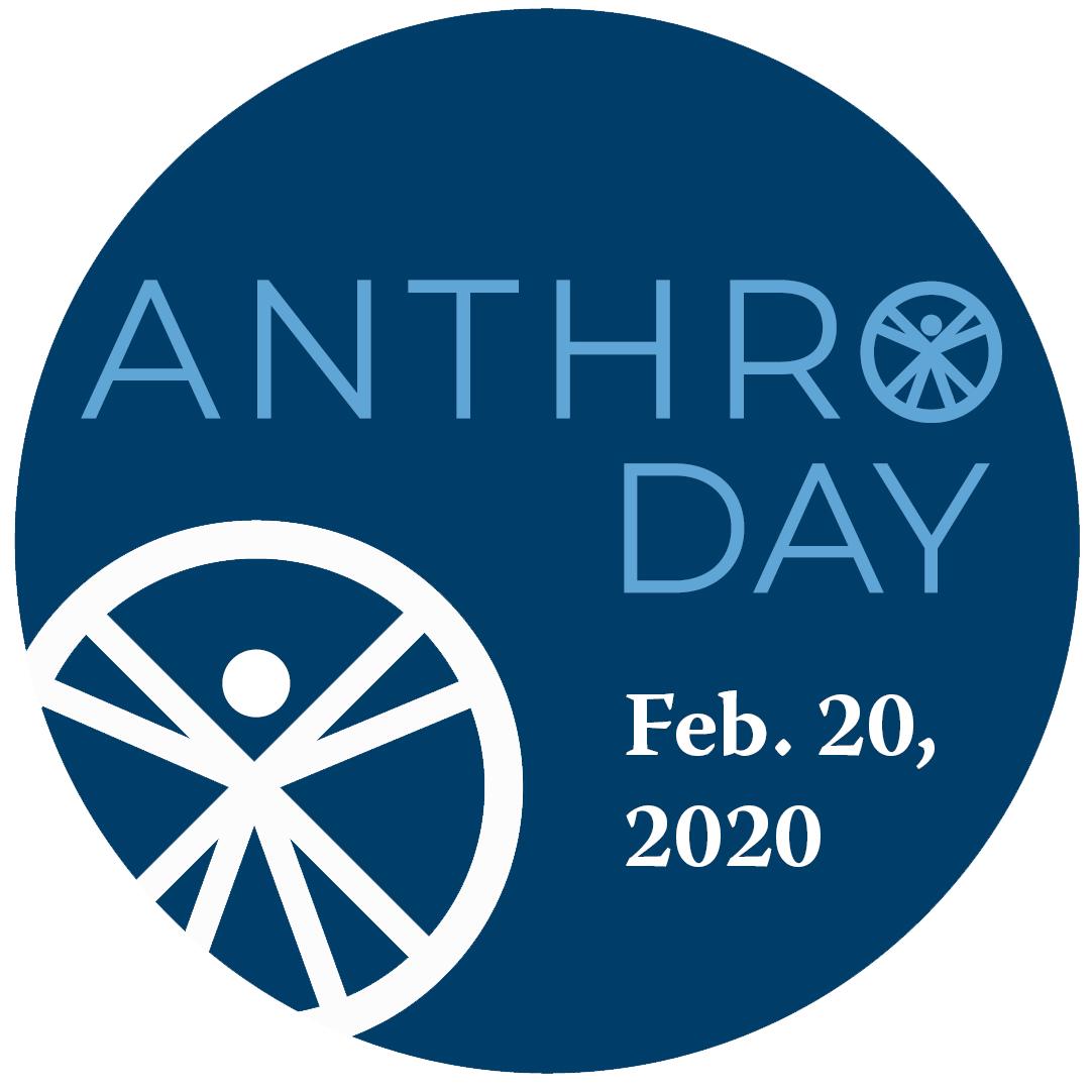 Anthro Day sticker 2020