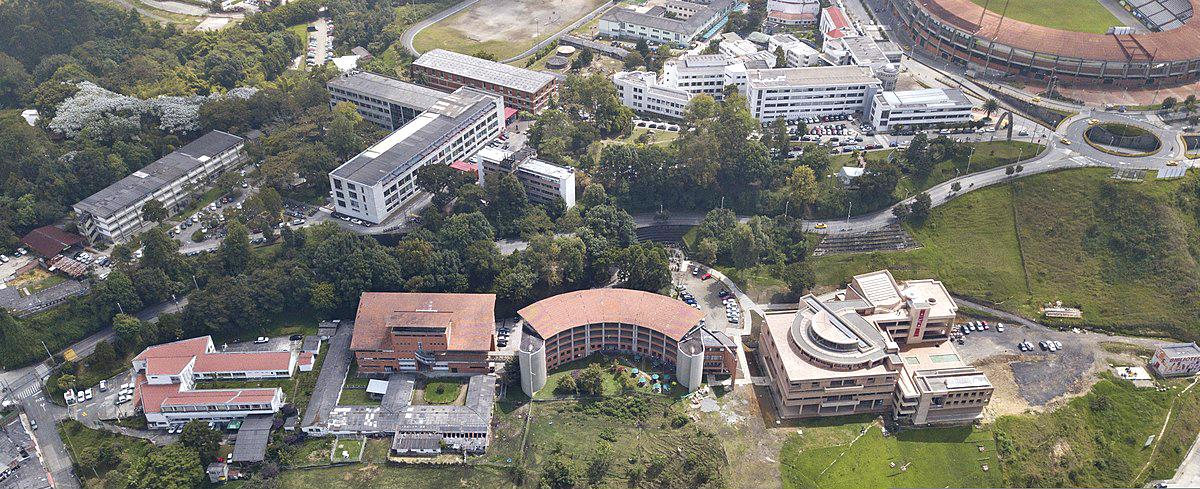 Universidad de Caldas campus