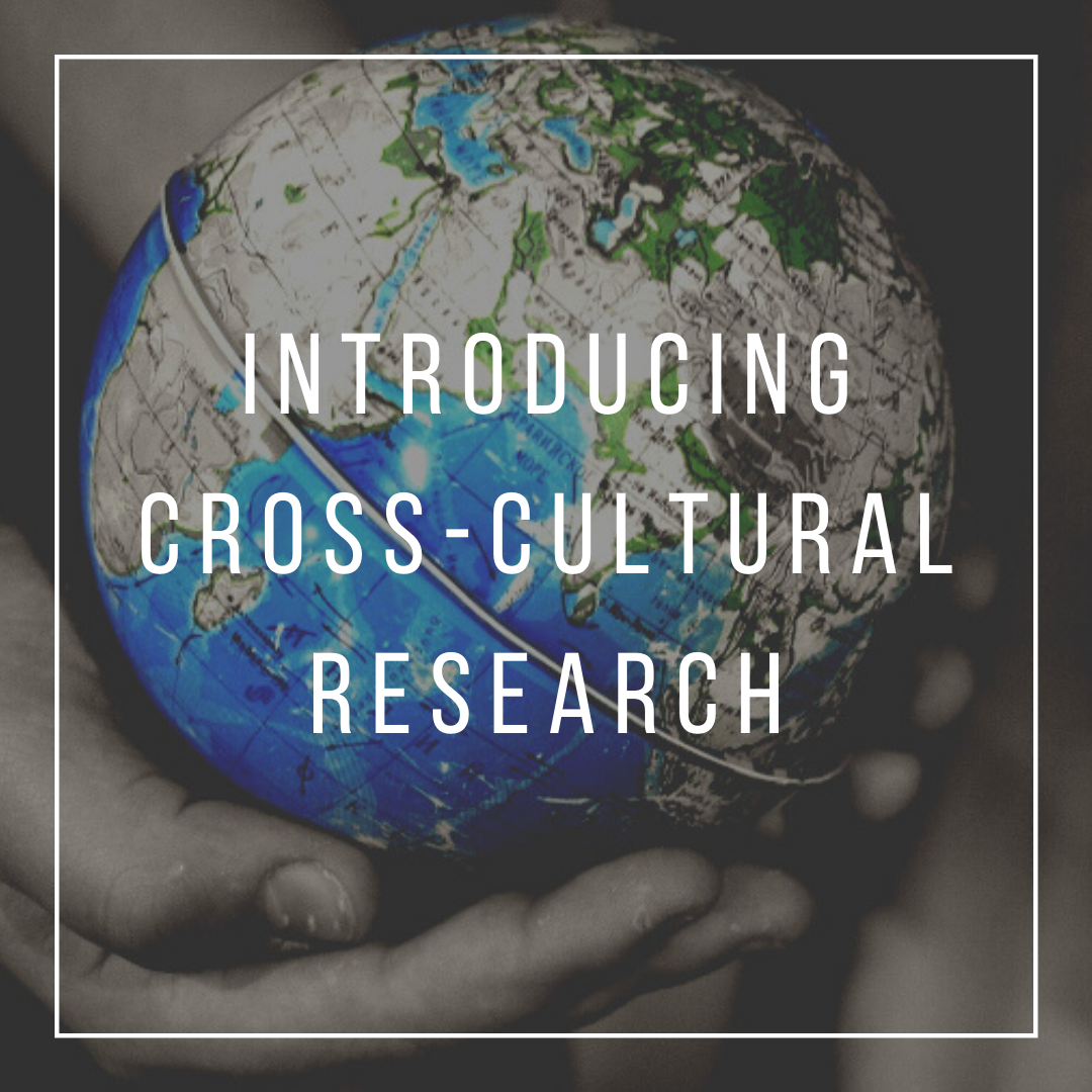 Introducing Cross-Cultural Research icon