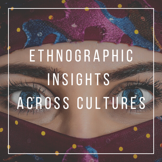 Ethnographic Insights icon