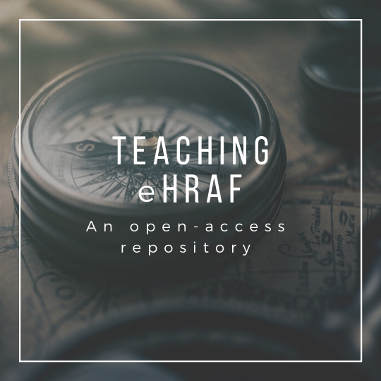 Teaching eHRAF icon