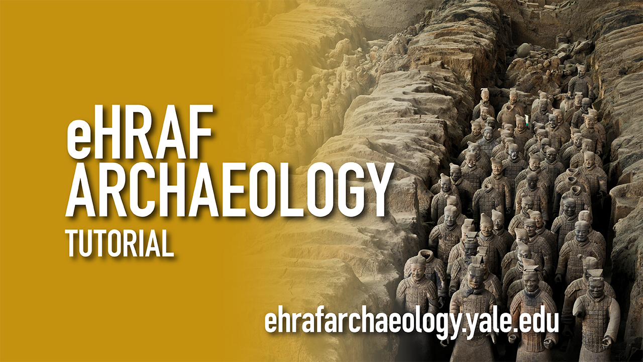 eHRAF Archaeology video tutorial debuts