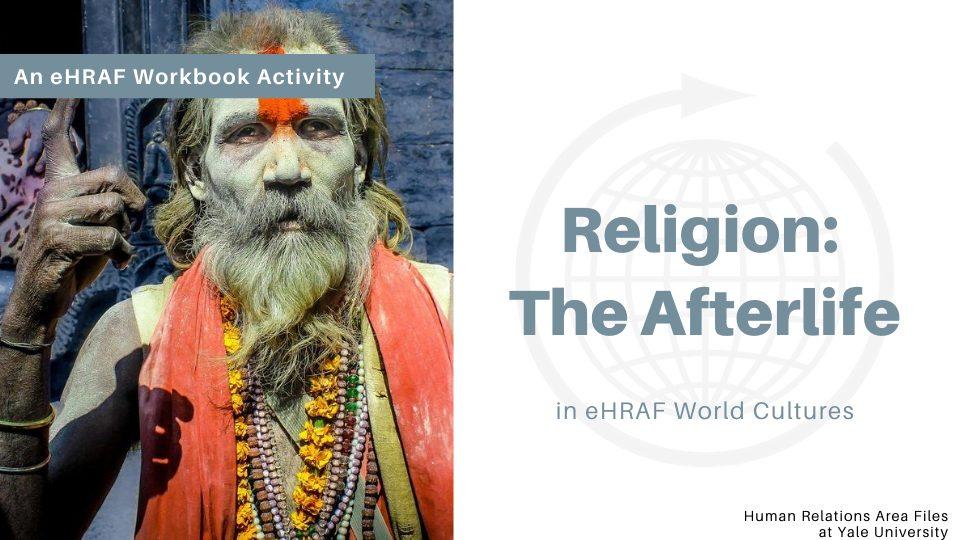 Religion Afterlife Workbook Activity