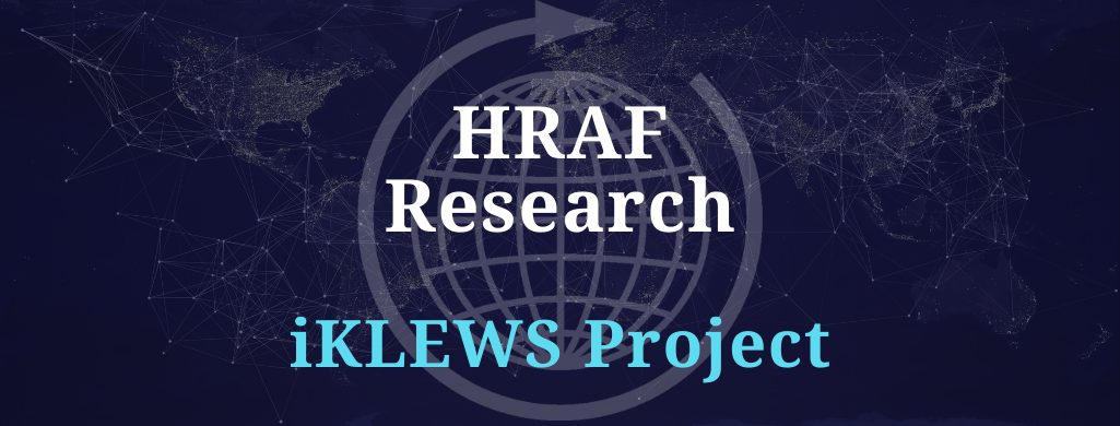 iKLEWS Project Banner
