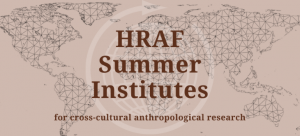 Summer Institutes for Cross-Cultural Anthropological Research 2021-2023