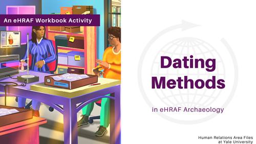 Dating Methods Workbook Activity
