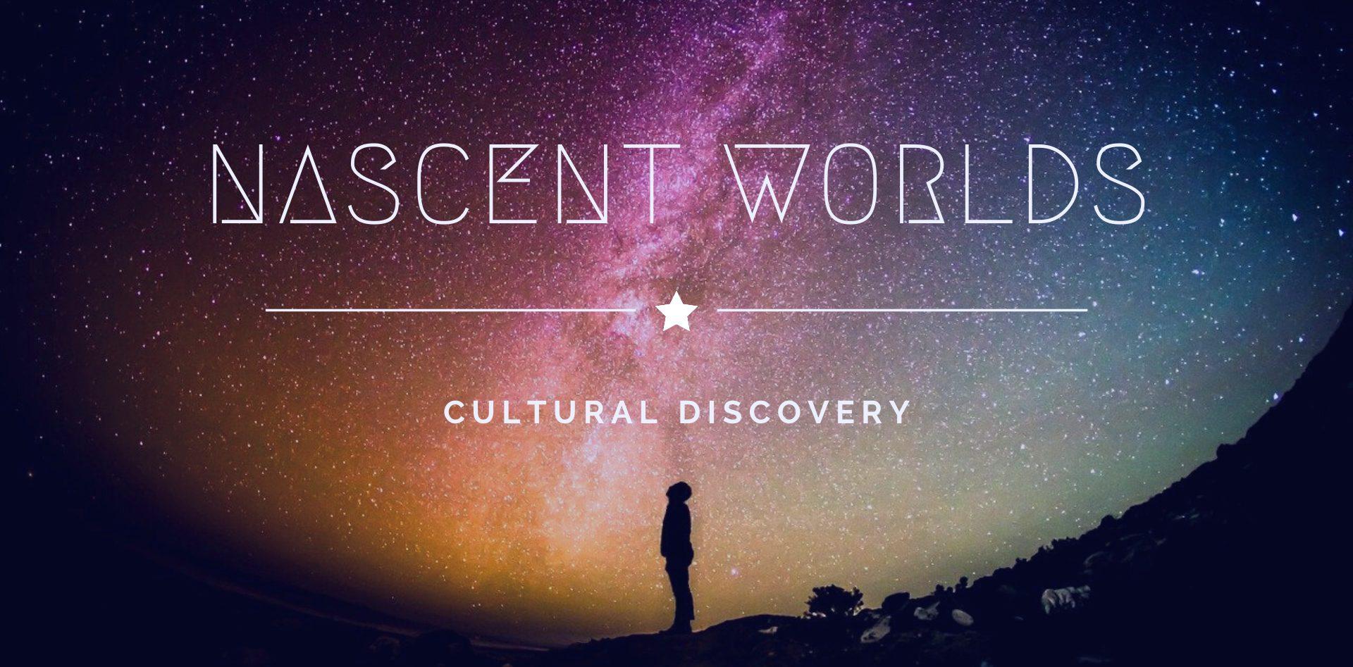 Nascent worlds promo banner