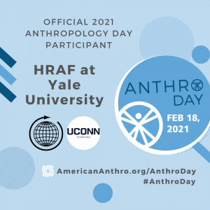 HRAF-UConn Virtual Anthropology Day Celebration 2021