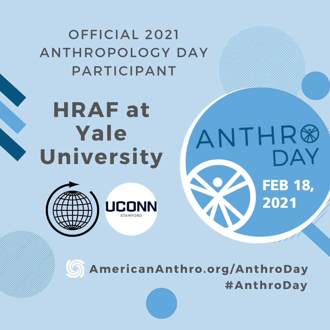 HRAF Anthro Day