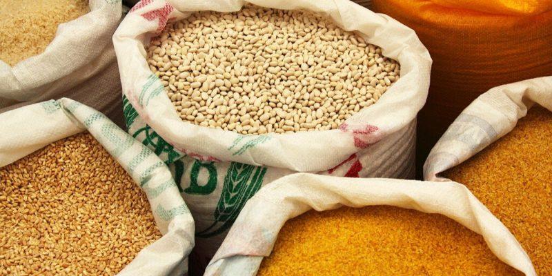 bags of grain