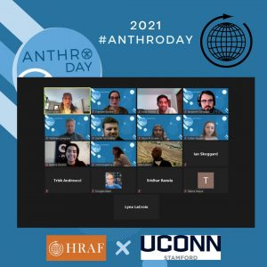 HRAF x UConn Anthropology Day 2021 Recap