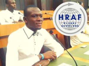 Featured HRAF Global Scholar: Ouattara Seydou