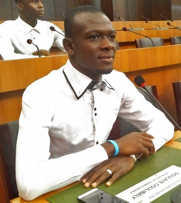 Global Scholar Ouattara Seydou