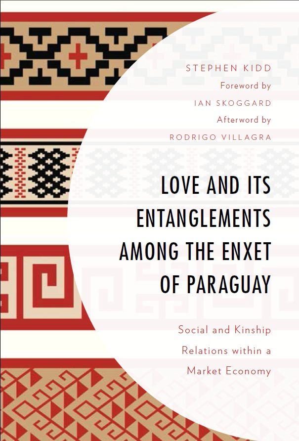 Stephen Kidd Love and Its Entanglements Cover