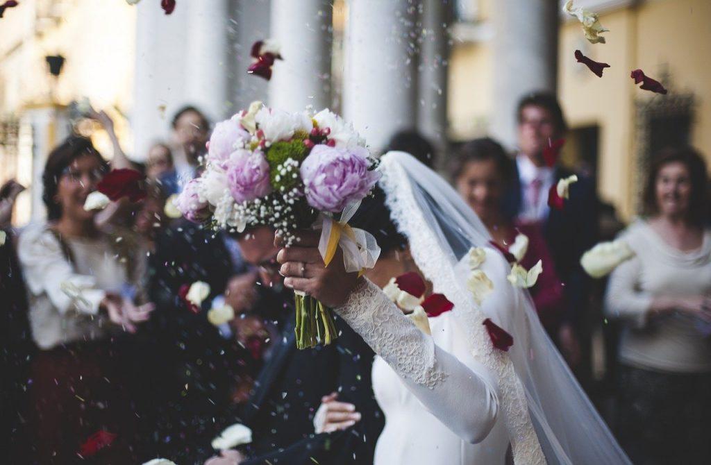 Wedding Photo from Pixabay