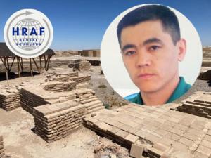 Featured HRAF Global Scholar: Manat Kanagatov