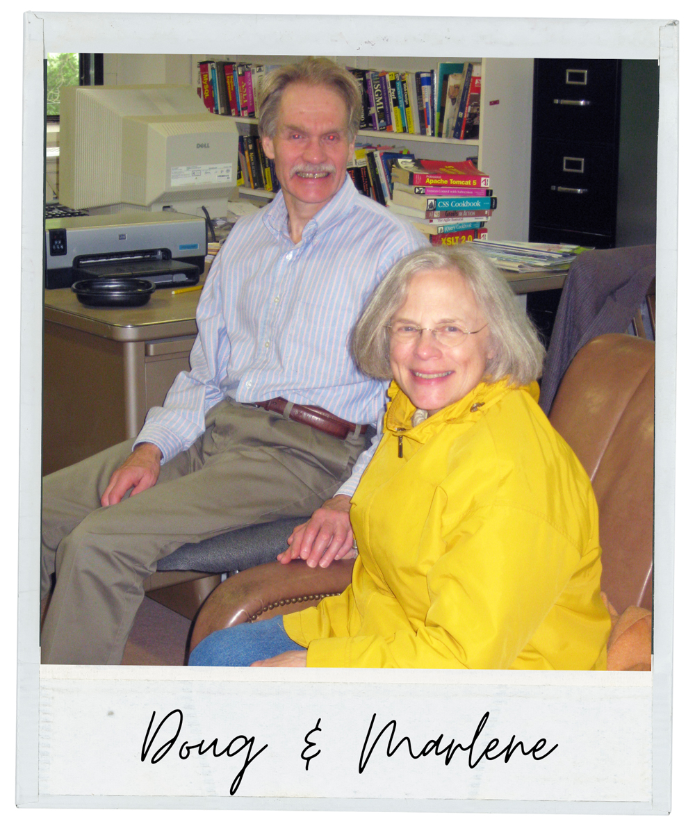 Doug Black and Marlene Martin