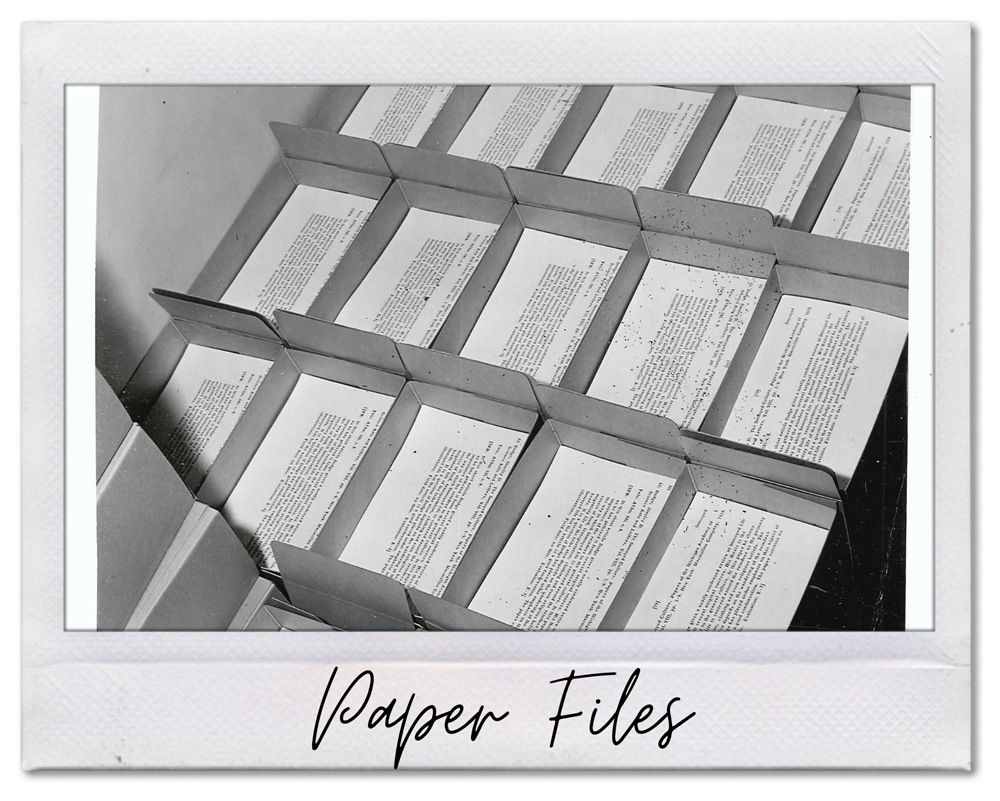 Paper Files archive